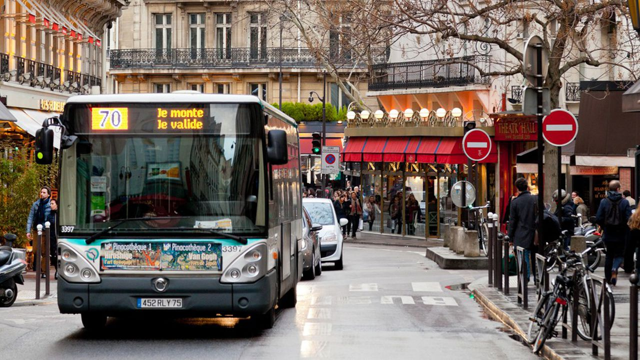 En 2018 déjà, le nombre de clients du réseau de bus de la RATP avait reculé de 0,6%.