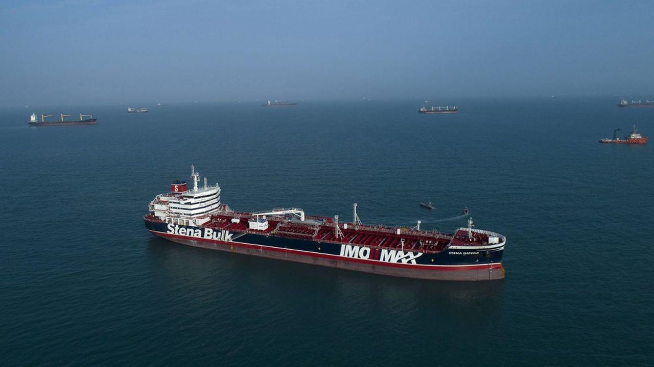 Le détroit d'Ormuz, où transite un cinquième du pétrole mondial est devenu un terrain de tensions majeures. Le navire Stena Impero saisi par les Iraniens est maintenu dans le port de Bandar Abbas.