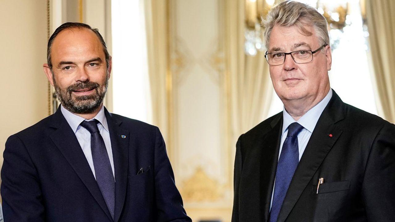 La nomination comme ministre de Jean-Paul Delevoye, le haut-commissaire à la réforme des retraites, est attendue cette semaine.