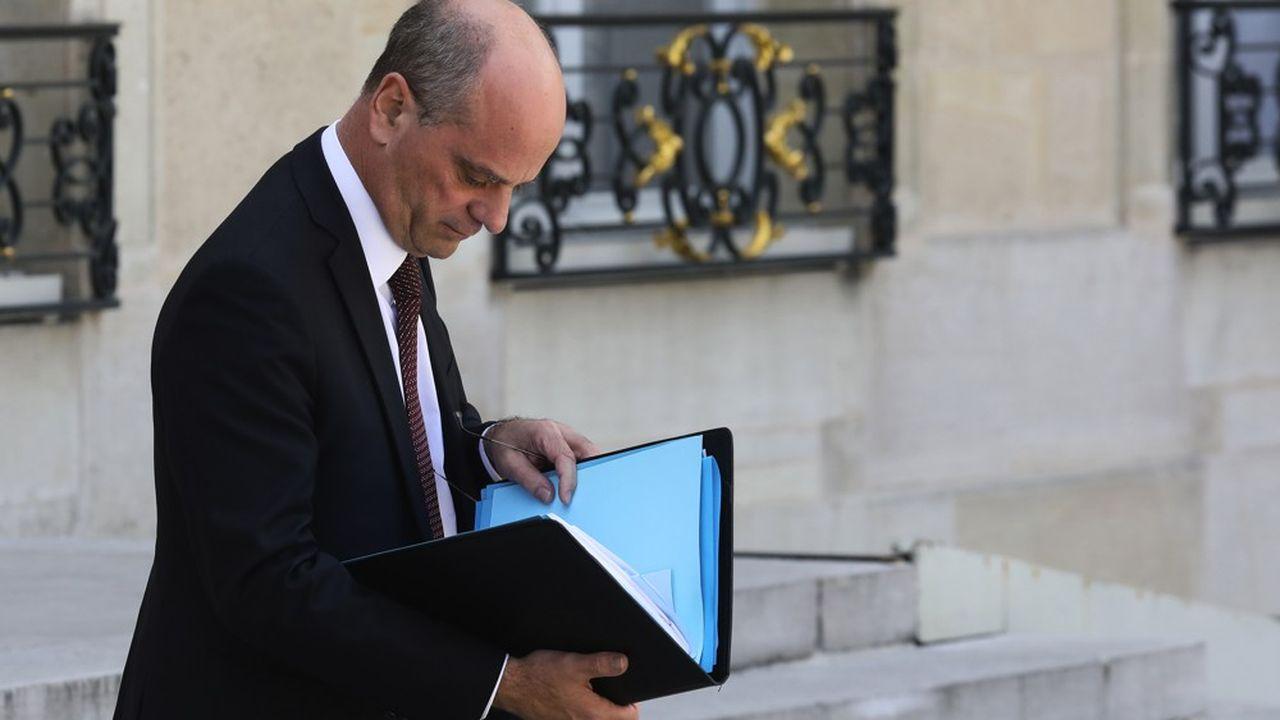 Un sondage Odoxa-France Info- «Le Figaro» publié jeudi souligne «l'effondrement» de la popularité du ministre de l'Education. Il recueille 46% de bonnes opinions, contre 62% en février2018.