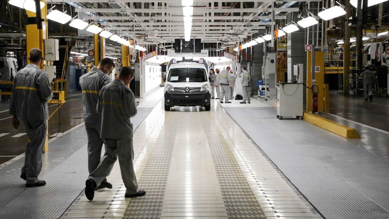 Plusieurs dossiers chauds, dont celui de Renault, attendent le secteur industriel français à la rentrée
