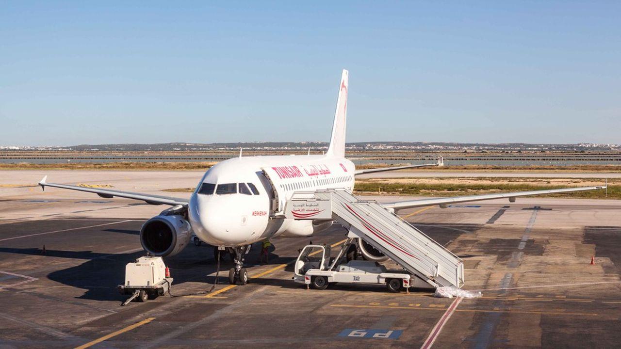 La compagnie aérienne Tunisair, a été la moins performante cet été avec 10,33% de perturbations enregistrées sur ses vols.