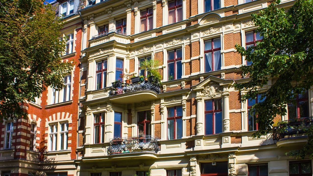 Acheter un appartement à Berlin (photo) coûte aujourd'hui encore plus de deux fois moins cher qu'à Paris.