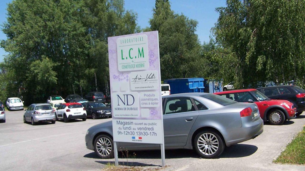 LCM détientdeux usines de la zone nord de Limoges (Haute-Vienne).