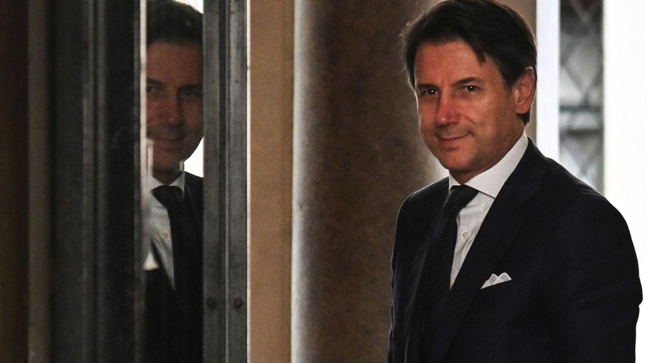 Giuseppe Conte prépare pour mercredi la composition de son deuxième gouvernement.