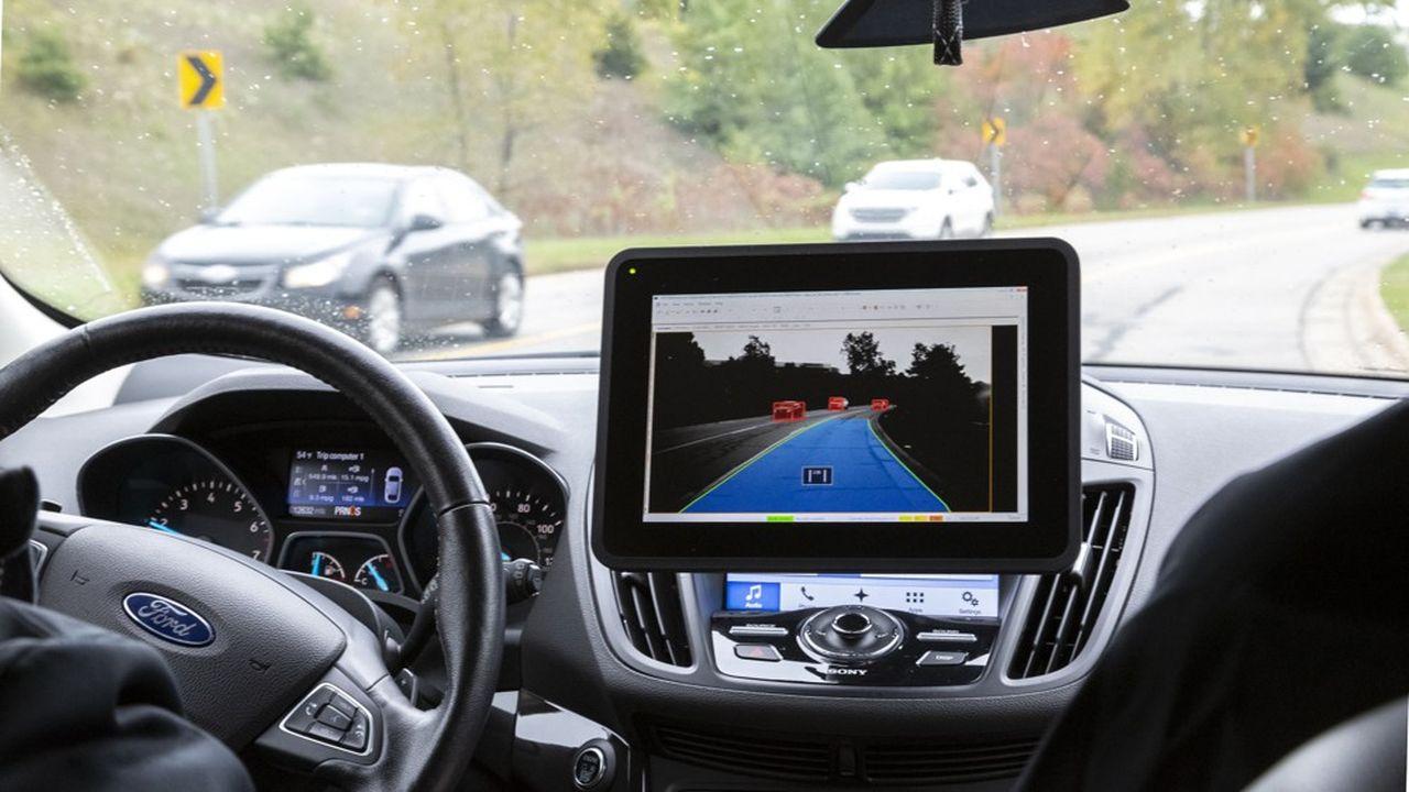 Les offres d'assurance pour les premiers modèle de véhicules autonomes sont encore rarissimes