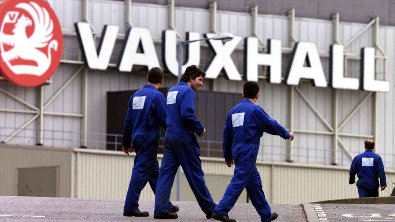 A Ellesmere Port, l'avenir de l'usine Vauxhall dépend de l'issue des négociations entre Londres et Bruxelles.
