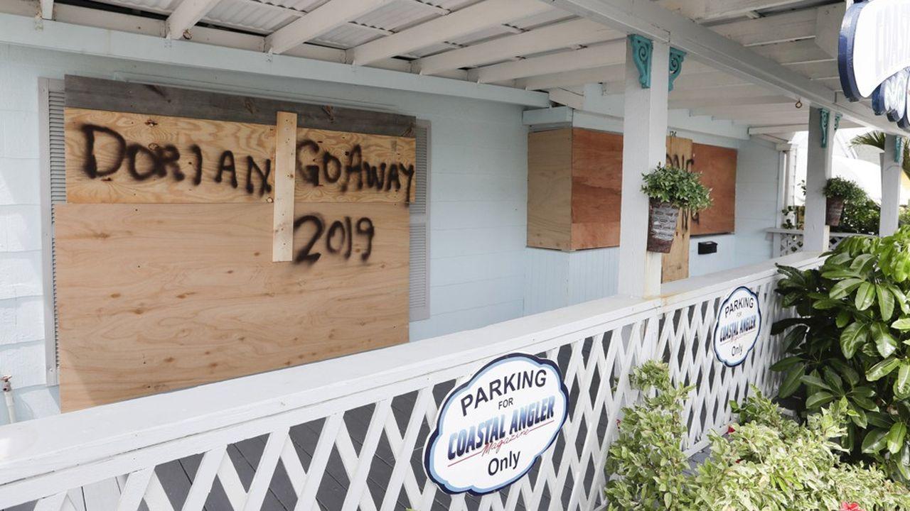 Porto Rico épargné, la Floride en état d'urgence — Ouragan Dorian