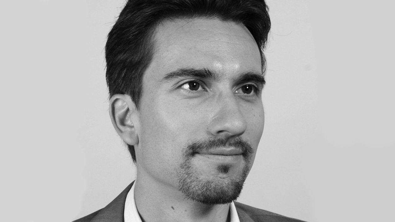 Guillaume Blivet, président et cofondateur de RegenLife.