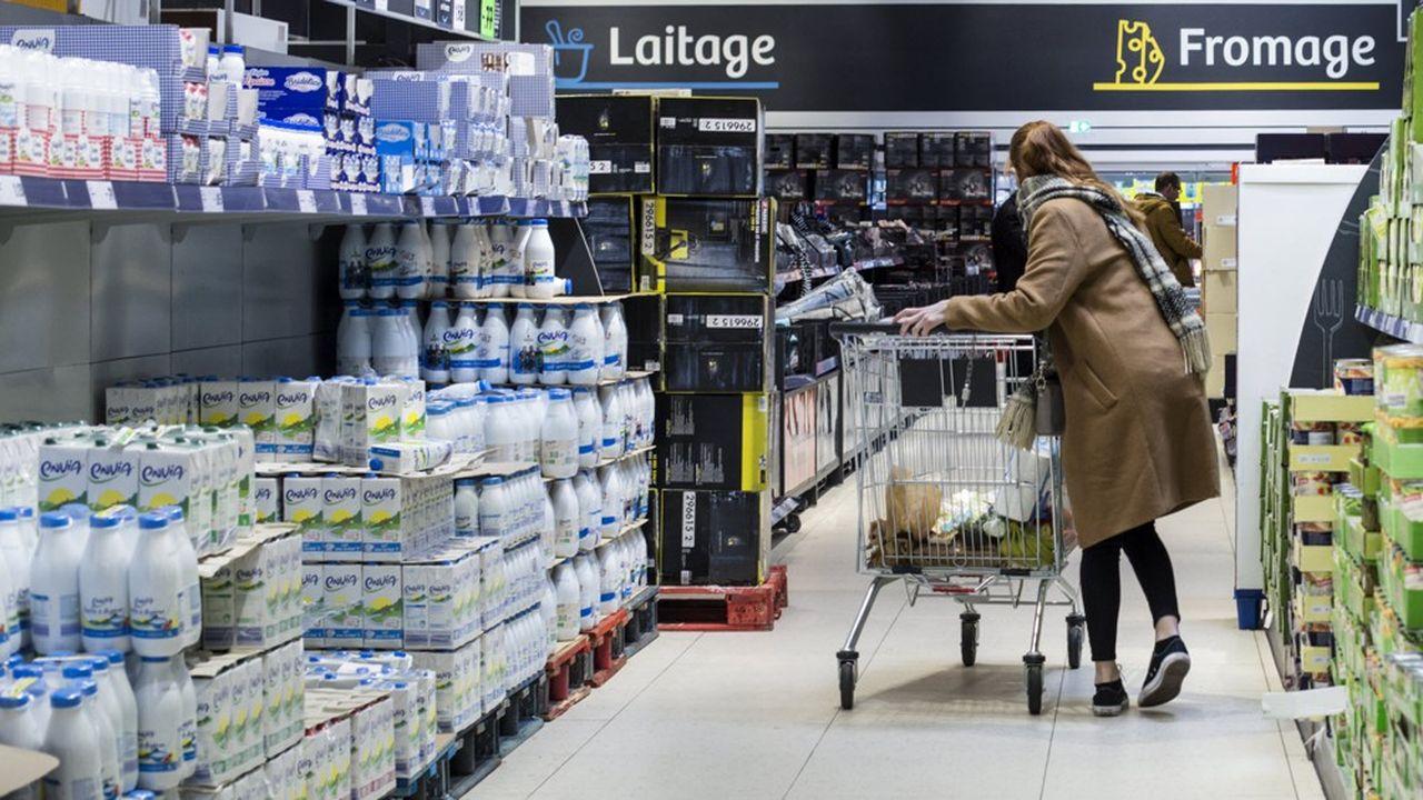 Lactalis assure n'avoir «pas constaté de déconsommation consécutive à la hausse des prix. Si les Français boivent de moins en moins de lait, c'est qu'ils prennent de moins en moins de petit-déjeuner.»