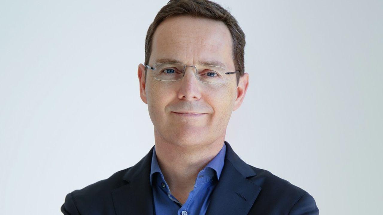 Philippe Bencteux, président-fondateur de la société Robocath.