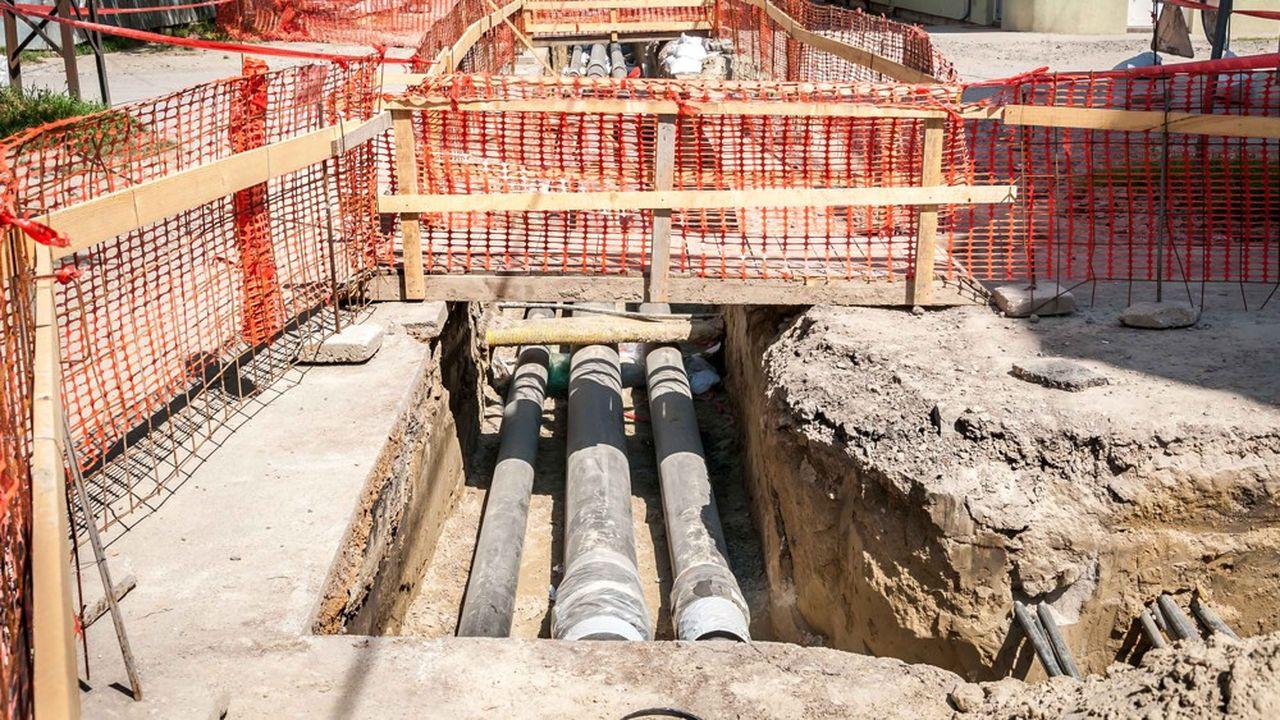 Coriance va également créer et rénover 42 vannes sur les réseaux afin d'isoler plus facilement les tronçons en cas de fuite.