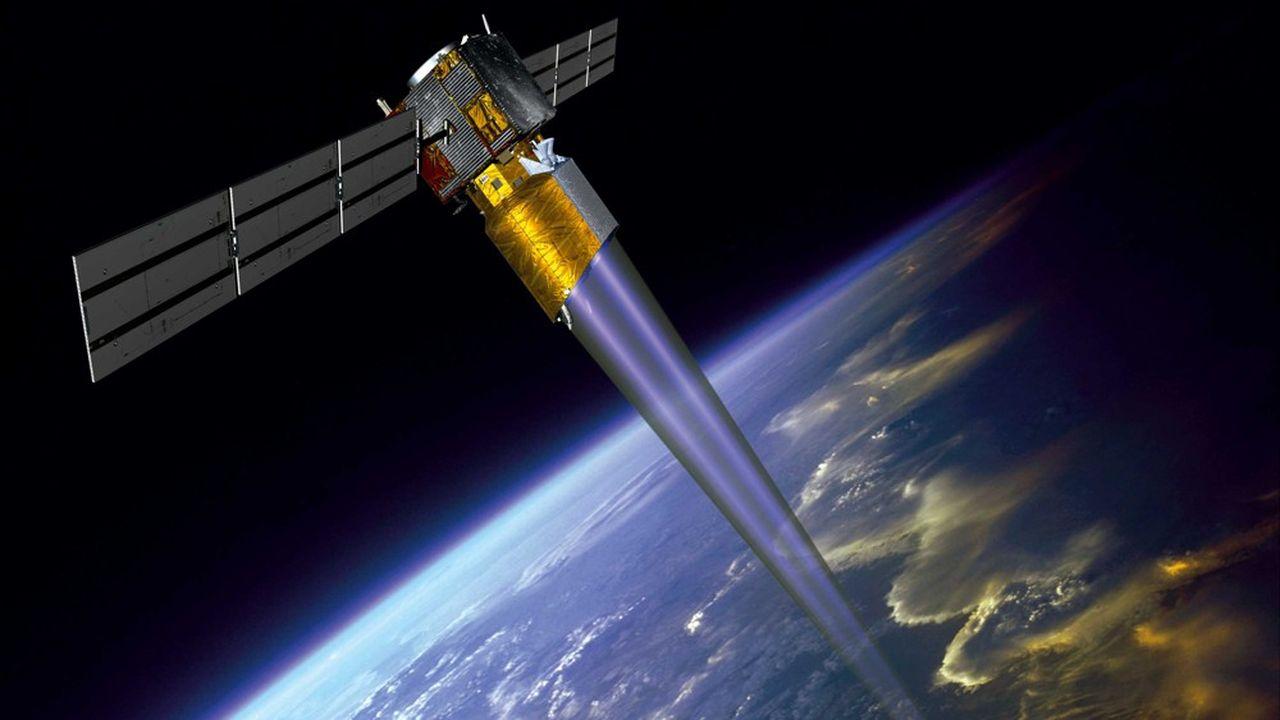 Avec la densification du trafic spatial, le risque de collision et de créer des débris s'accroît.