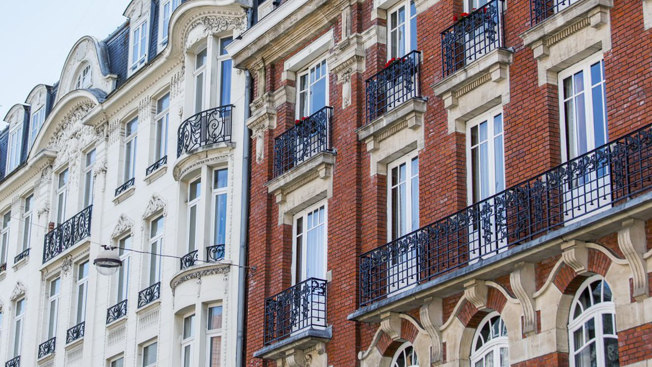 Immobilier : « Lille fait son apparition dans les villes qui vont « booster » le plus au cours des prochains mois »