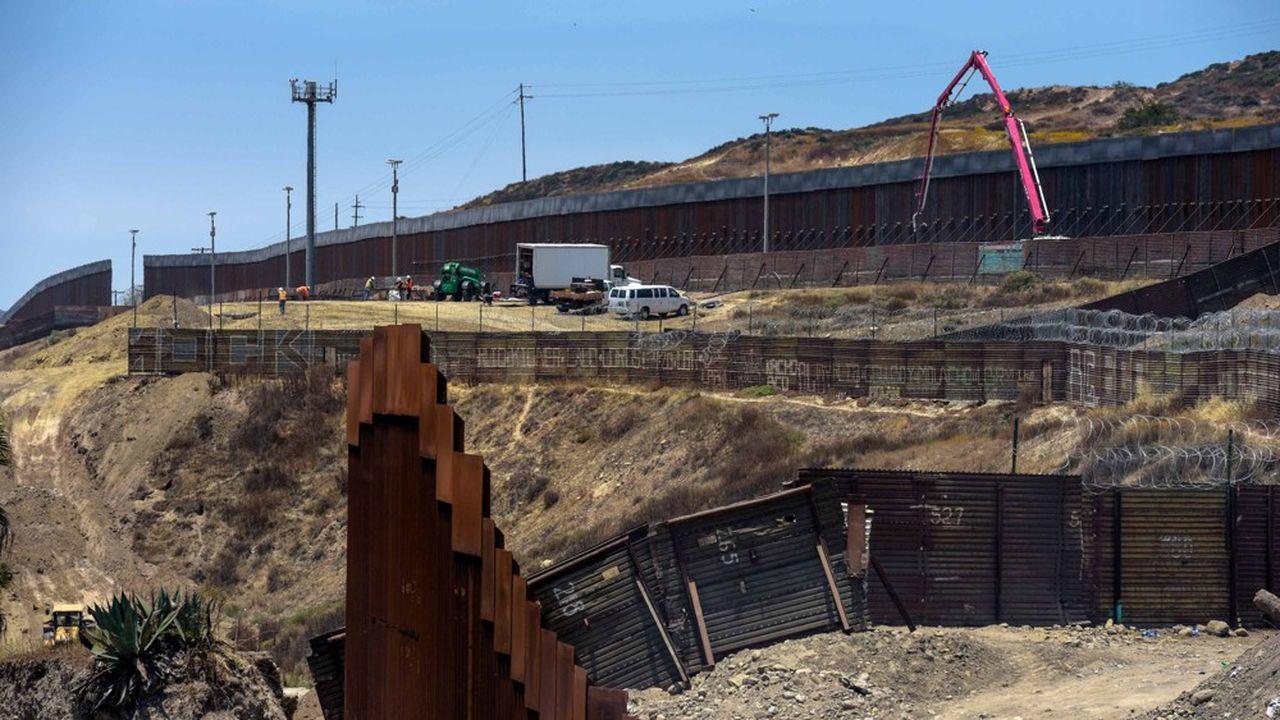 Etats-Unis: Le Pentagone débloque 3,6 milliards pour le mur - Monde