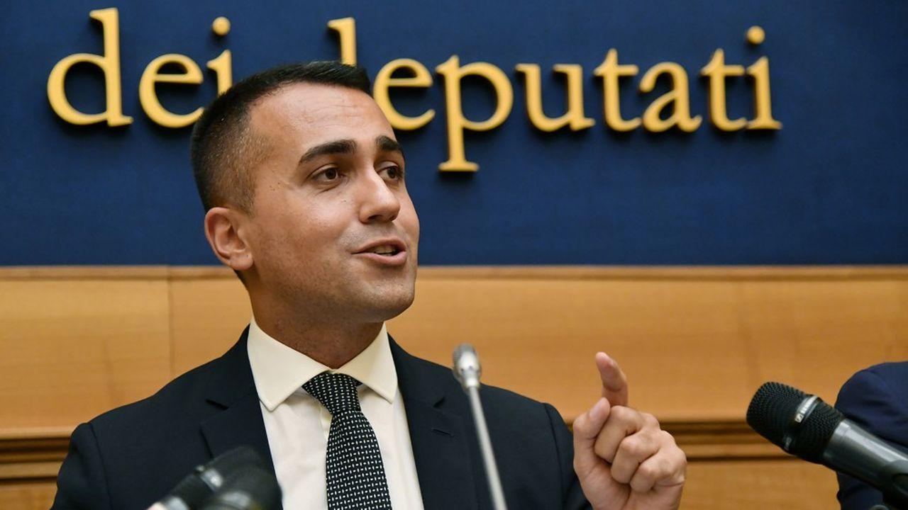 «Je crois que nous devons être fiers de cette plateforme numérique […] car elle nous a offert une méthode différente pour créer un gouvernement», soulignele chef du mouvement 5 Etoiles Luigi Di Maio