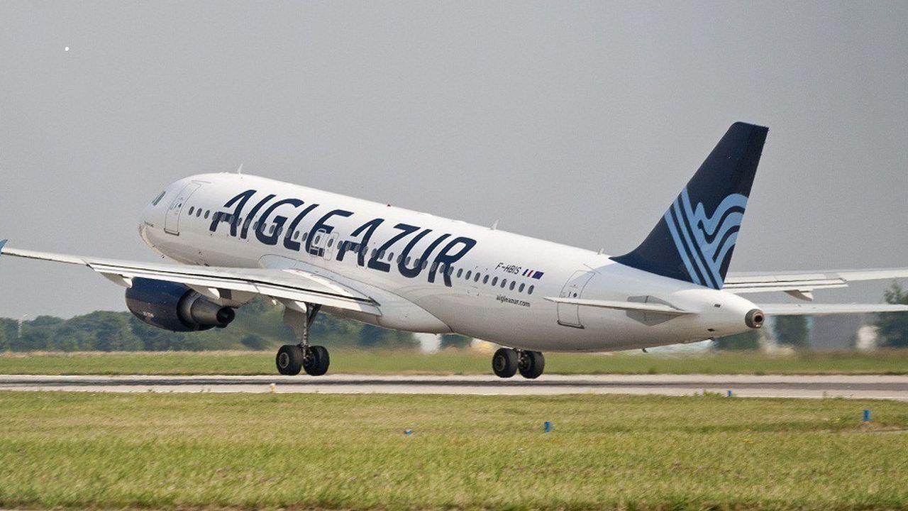 L'avenir de la compagnie Aigle Azur est suspendu à la date de limite de dépôt des offres, fixée au 9septembre.