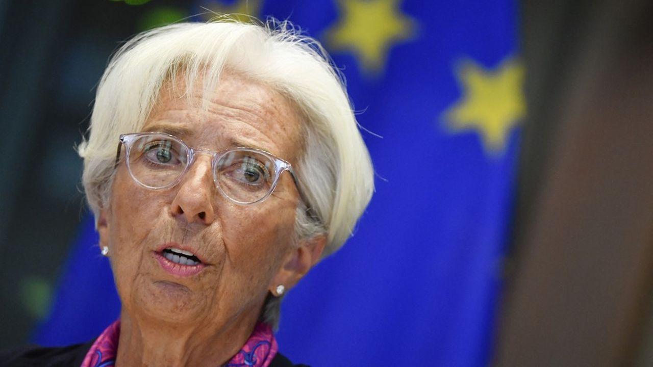 Christine Lagarde devrait succéder à Mario Draghi à la tête de la Banque centrale européenne le 1ernovembre.