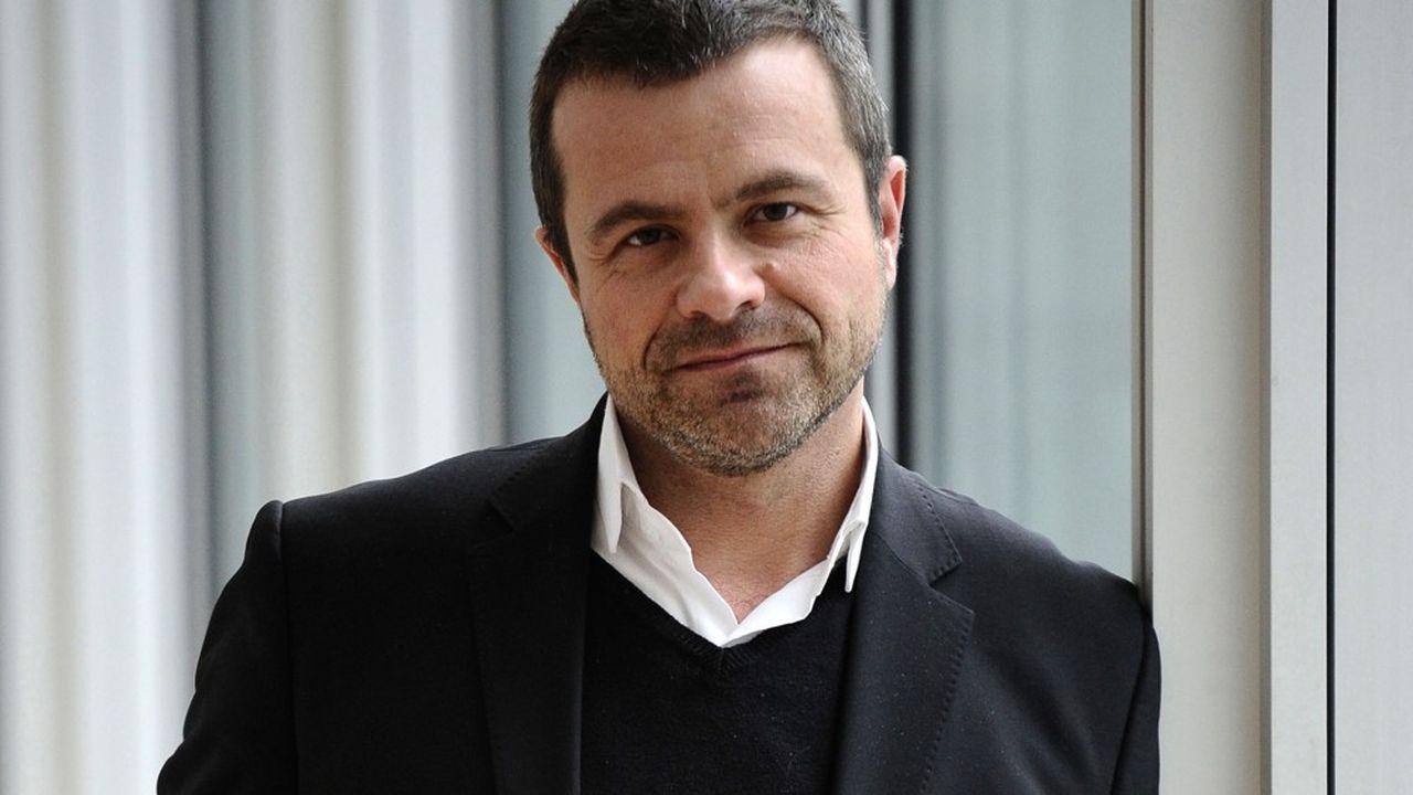 Thierry Thuillier, directeur général adjoint de l'information à TF1.