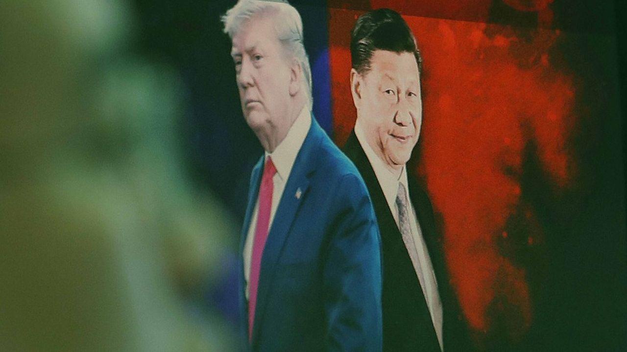 Donald Trump a menacé en juillet de nouveaux droits de douane sur les produits chinois car la Chine n'aurait pas assez importé américain à son goût.