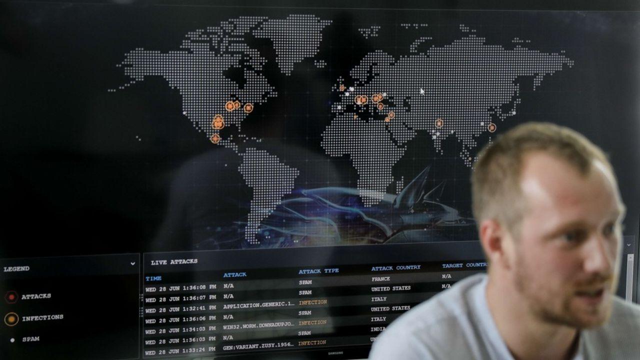 Le courtier Aon a répertorié 3.718 cyber incidents dans le monde au premier semestre.