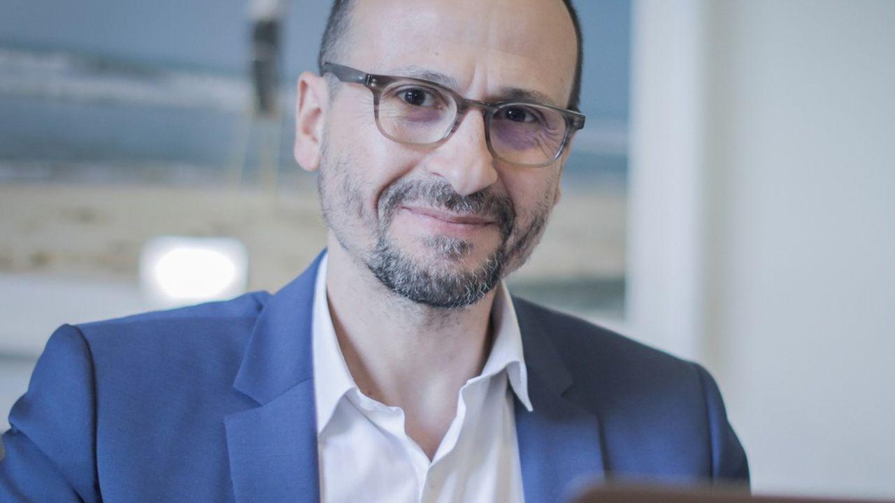 Georges Rawadi, directeur général de LNC Therapeutics depuis début 2018.