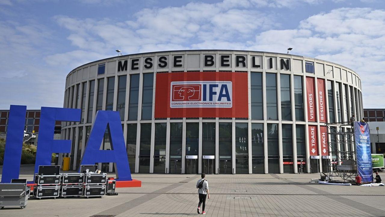 5G, écrans pliables, 8K : l'IFA de Berlin ouvre ses portes pour son édition 2019