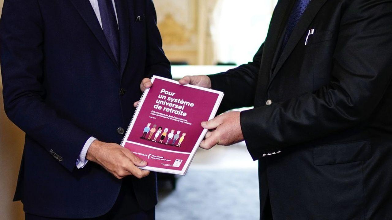 Le Premier ministre Edouard Philippe a annoncé à l'issue du séminaire gouvernemental ce mercredi qu'il annoncerait le calendrier et les modalités de la concertation sur la réforme des retraites la semaine prochaine.