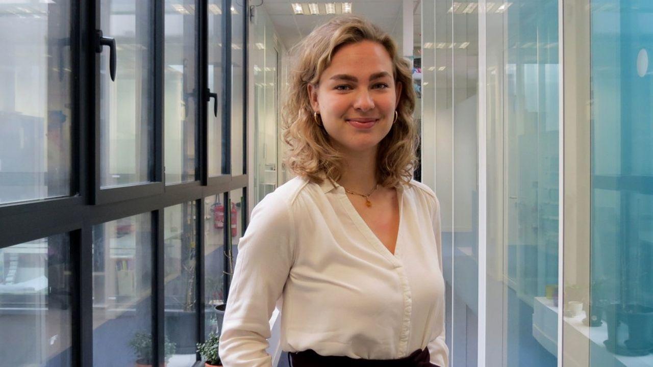 Marielle Zieds, chargée du projet Garages solidaires à l'Avise.