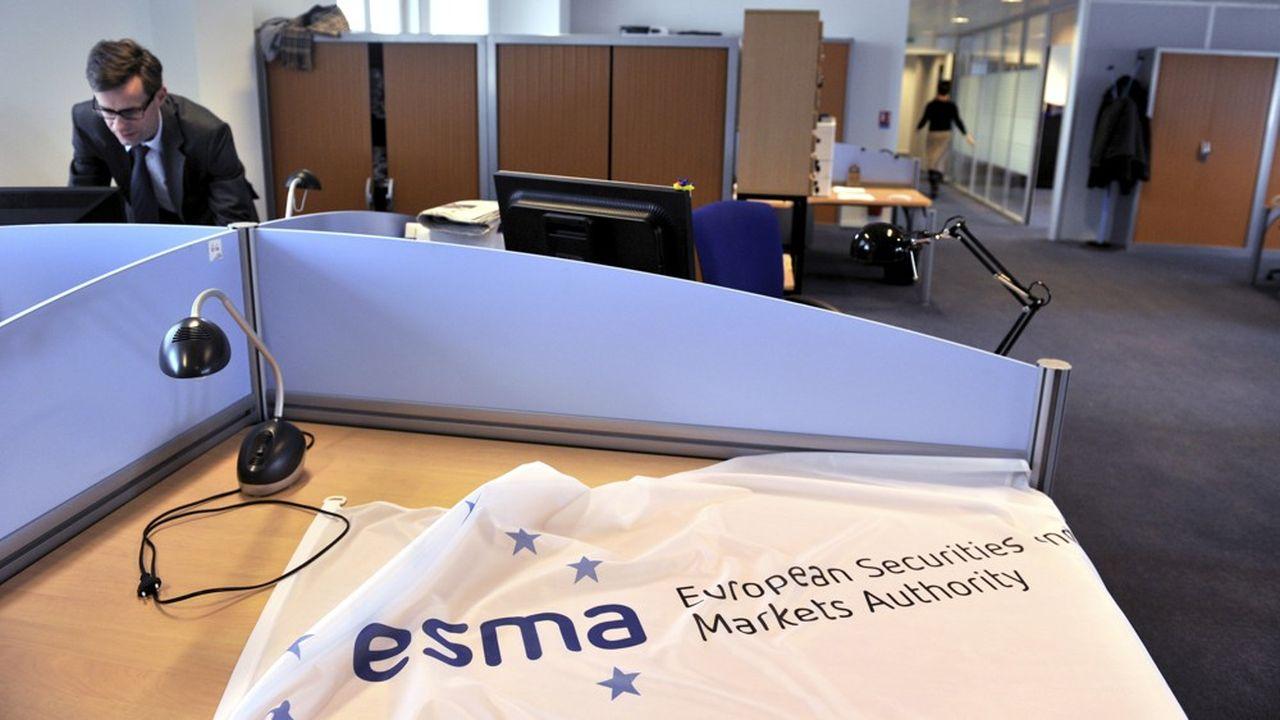 Plus de 40% des fonds obligataires européens à haut rendement risquent de faire face à des difficultés en cas de panique des investisseurs, révèlent les derniers tests de résistance réalisés par l'Autorité européenne des marchés financiers (Esma).