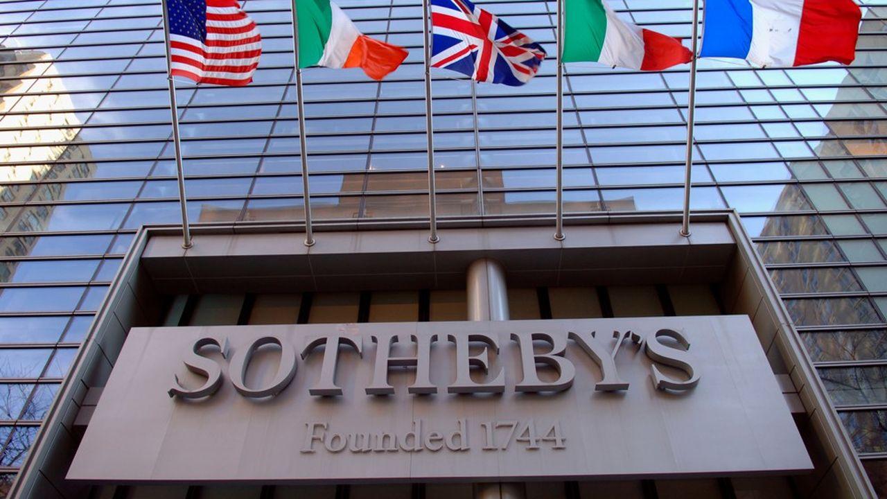 Art: la vente de Sotheby's à Drahi entérinée massivement par les actionnaires