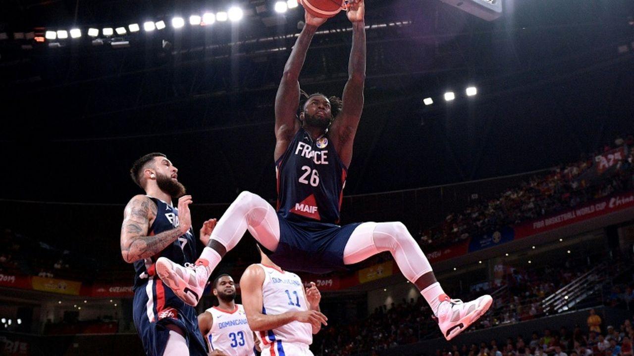 Mondial de basket: les Français écrasent la Jordanie | Les Echos