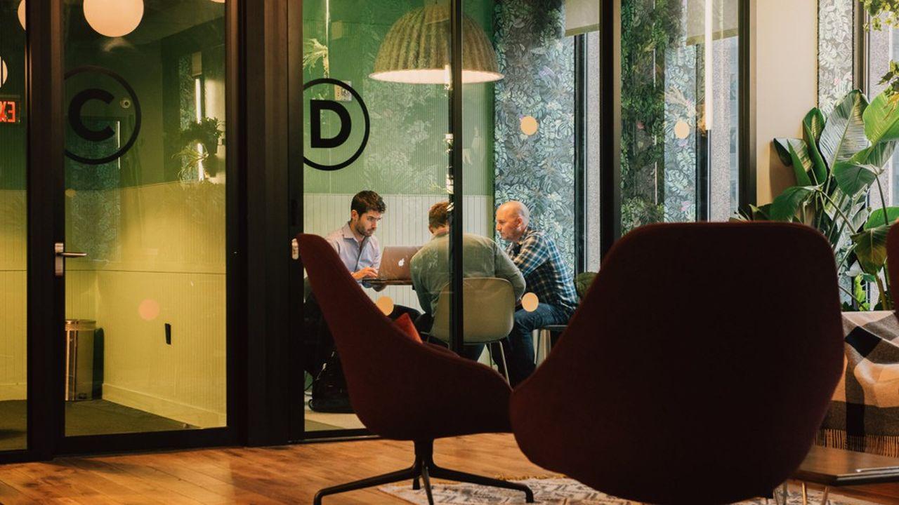 Des discussions auraient lieu avec les banques, sur les bases d'une valorisation divisée par deux pour WeWork.