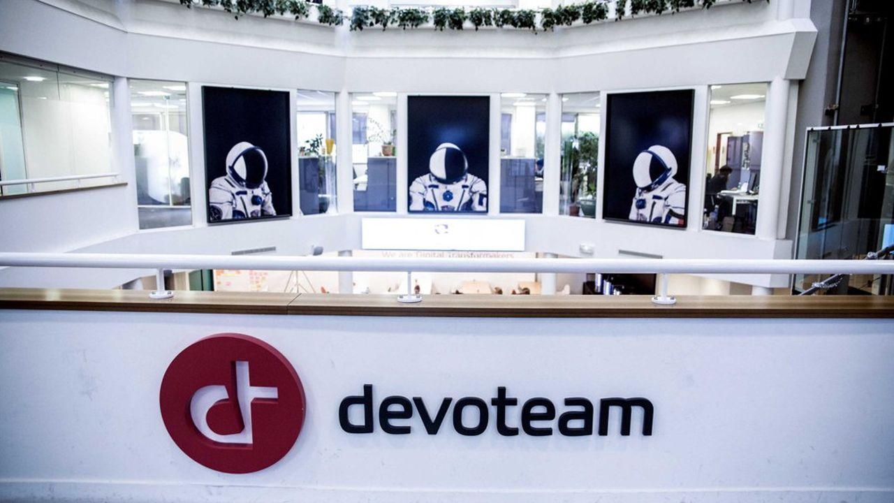 Les entreprises de services numériques tentent tout pour attirer les rares talents de l'informatique.
