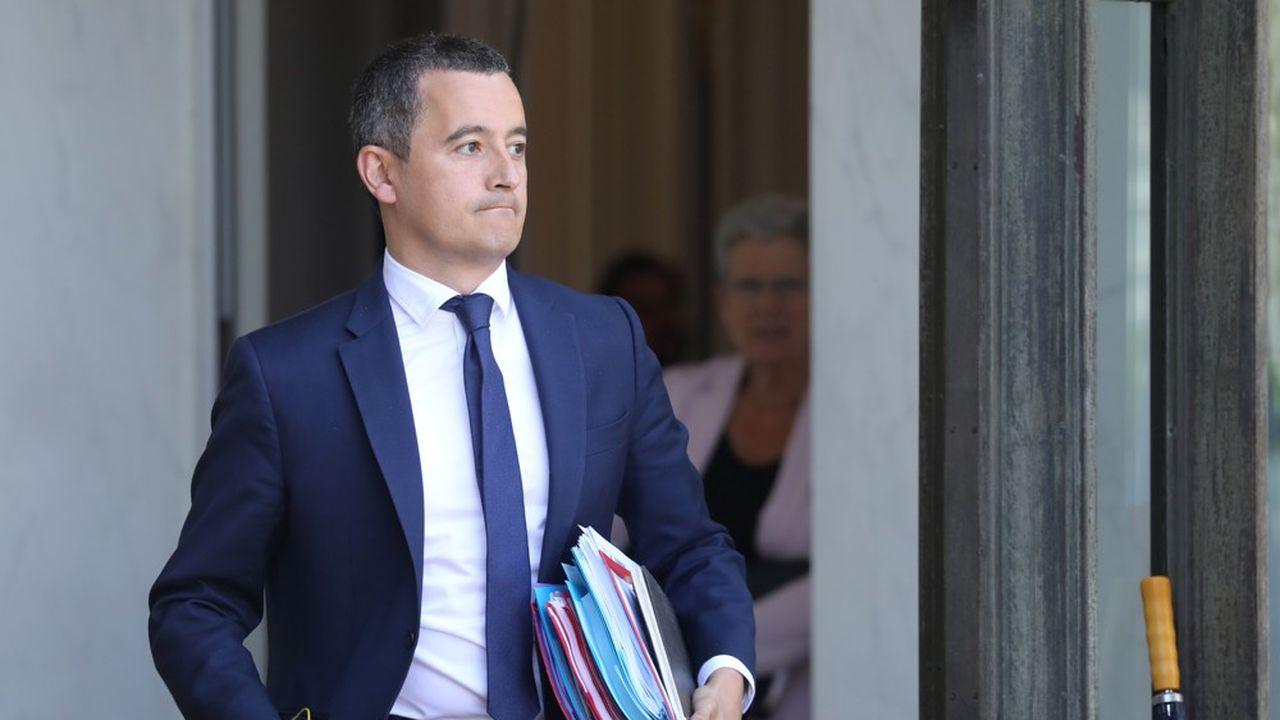 Gérald Darmanin a tenté de minimiser la polémique sur la hausse de la taxe foncière, rappelant qu'elle concerne 0,3% des Français.