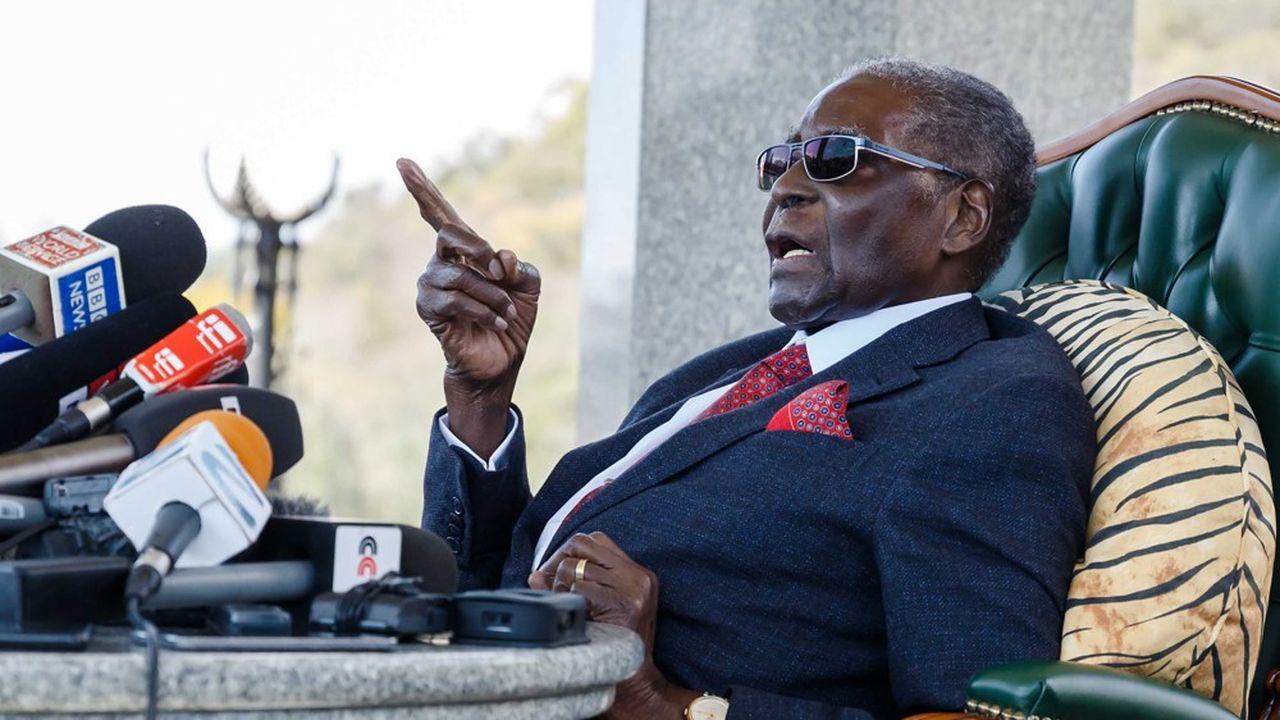Robert Mugabe (ex-président) est décédé — Zimbabwe