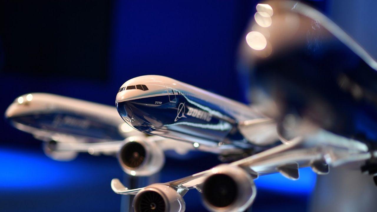Le 777, que le 777X est appelé à remplacer, avait lui connu des problèmes de pression lors d'essais en vol en 1995, mais sans impact important sur son calendrier de livraisons.