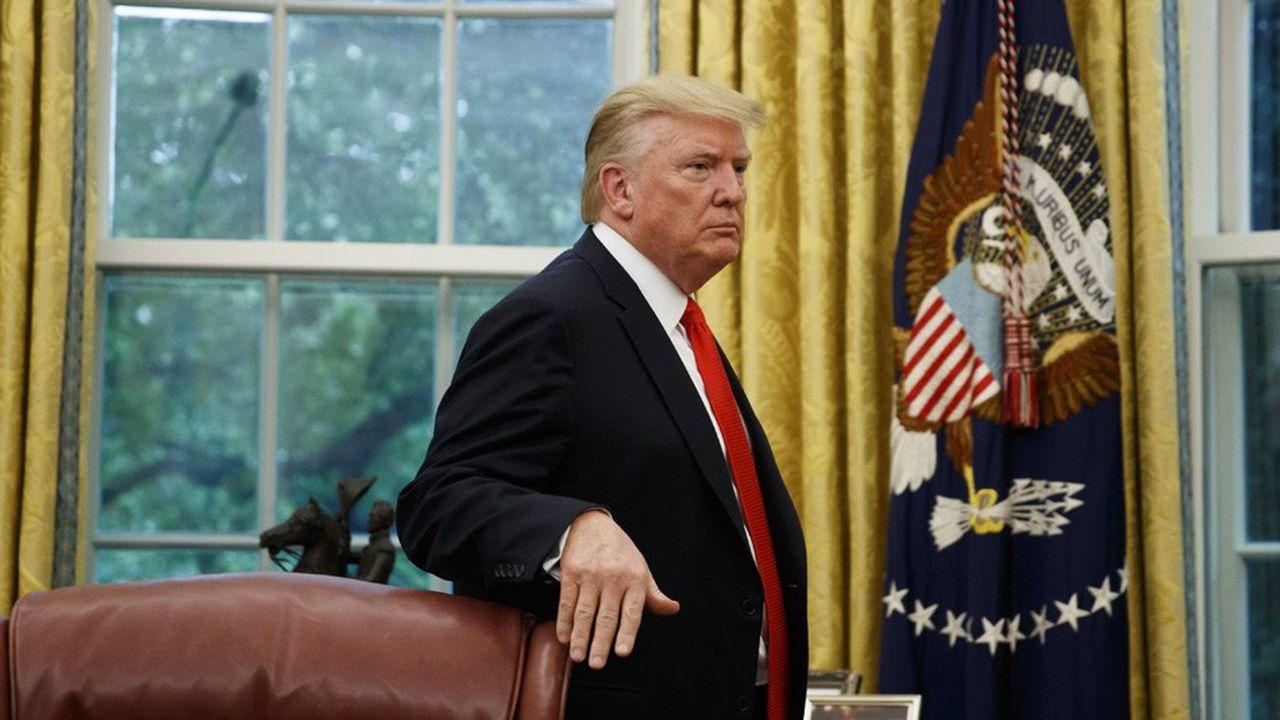 Autres: Trump assure qu'il ne négociera plus avec les talibans