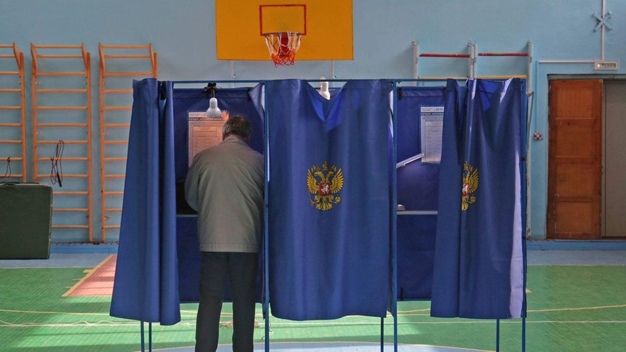 A Moscou, près de 7,2millions d'électeurs sont appelés à élire 45 députés au Parlement de la ville, dominé par le parti au pouvoir, Russie Unie, et qui ne s'oppose jamais aux politiques du maire pro-Kremlin, Sergueï Sobianine.