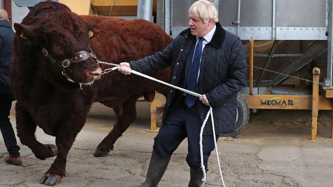 «J'irai à Bruxelles, je décrocherai un accord et nous nous assurerons de pouvoir sortir au 31octobre», a dit ce week-end Boris Johnson à l'occasion d'un déplacement en Ecosse. Il s'est en revanche montré sceptique sur les chances d'obtenir un report.