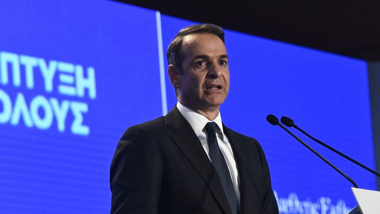 Le Premier ministre grec fait traditionnellement son discours de rentrée à la foire internationale de Thessalonique, début septembre.