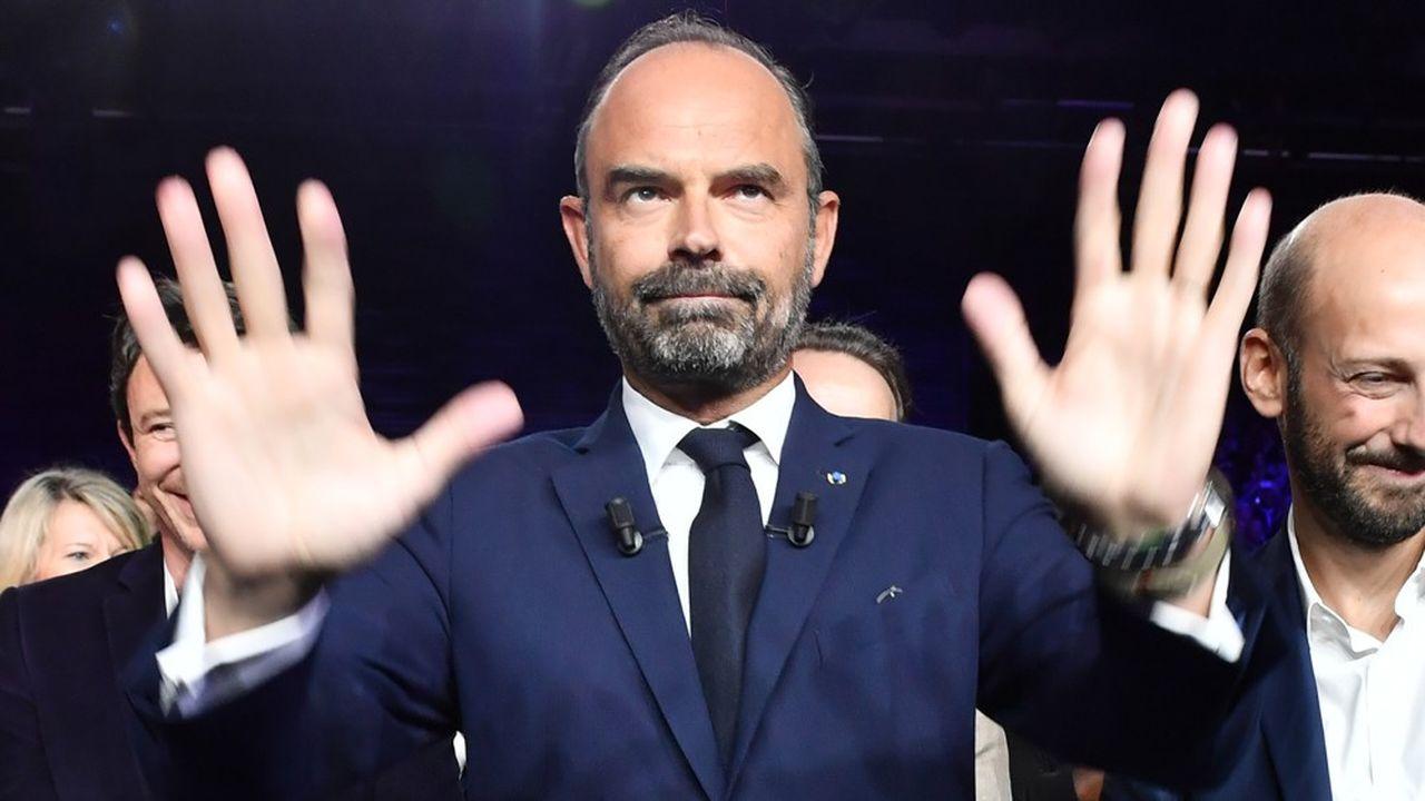 Edouard Philippe a exclu toute candidature à la mairie de Paris, estimant que Benjamin Griveaux, le candidat officiellement investi, est un «excellent candidat»