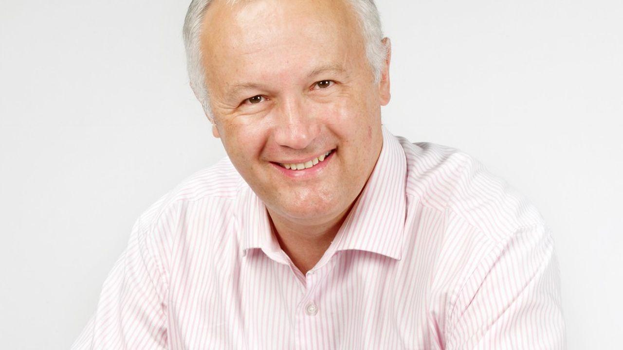Olivier Pagès, président de la société toulousaine ffly4u.