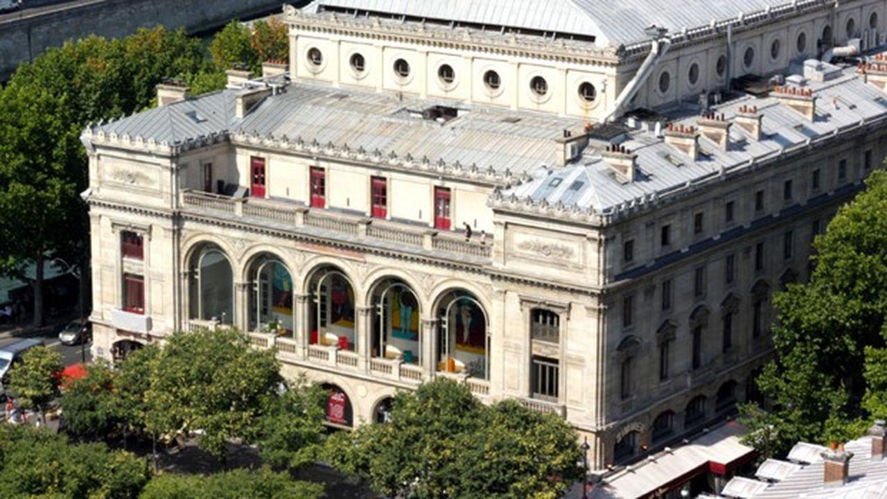 Le Théâtre du Châtelet rouvrira ses portes le 13septembre