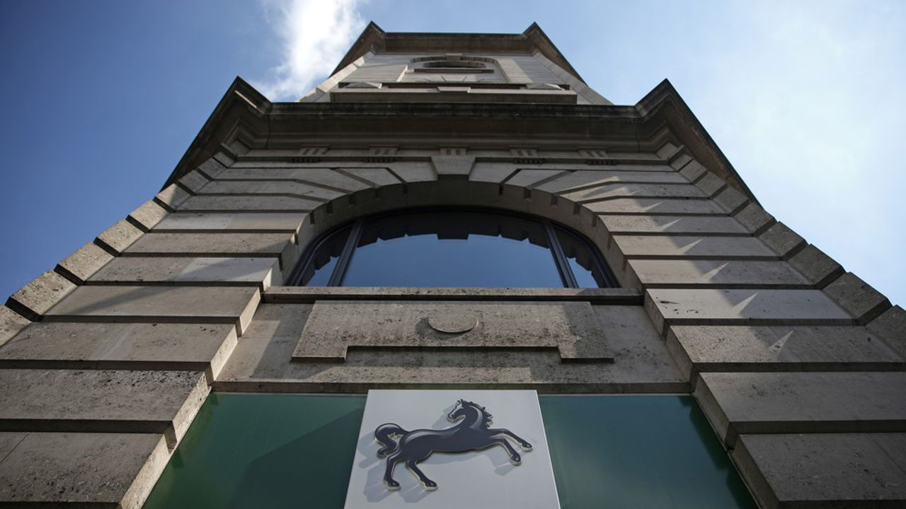 La Lloyds avait déjà annoncé début août une forte hausse du nombre de demandes d'indemnisation.