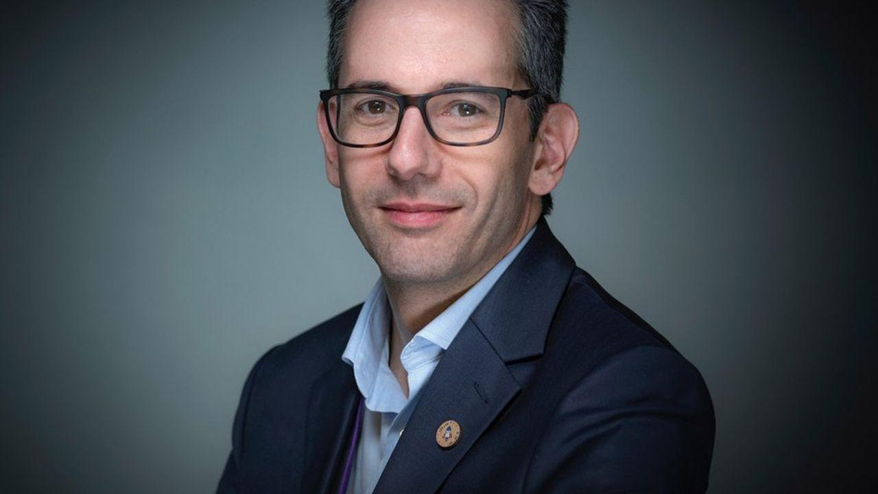 Ludovic Francesconi, président de la commission confiance et data de l'Acsel.