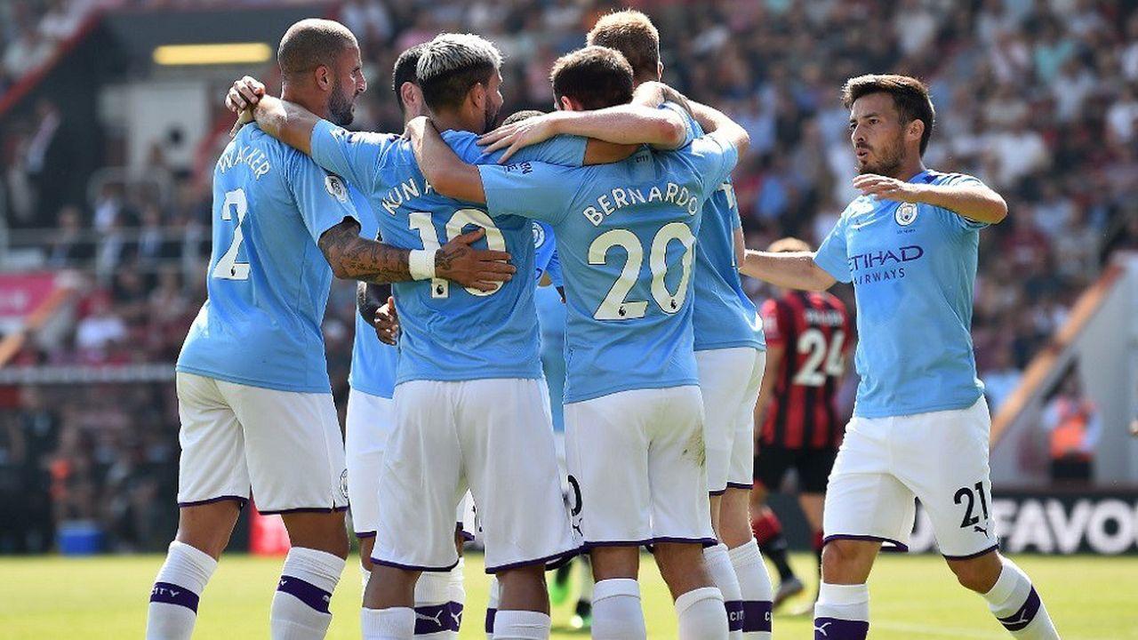 En moins d'une décennie, Manchester City a déboursé plus d'un milliard d'euros pour constituer son effectif actuel.