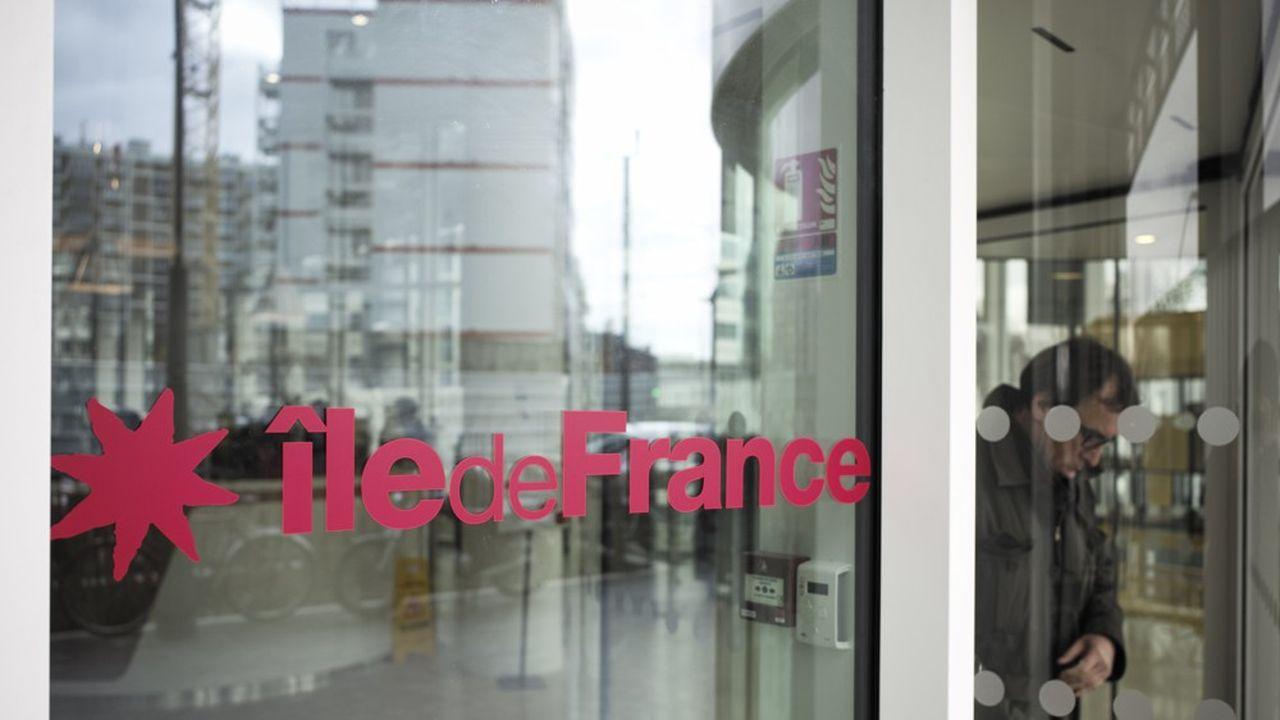Une grande partie des services du Conseil régional a rejoint Saint-Ouen dès le début 2018.