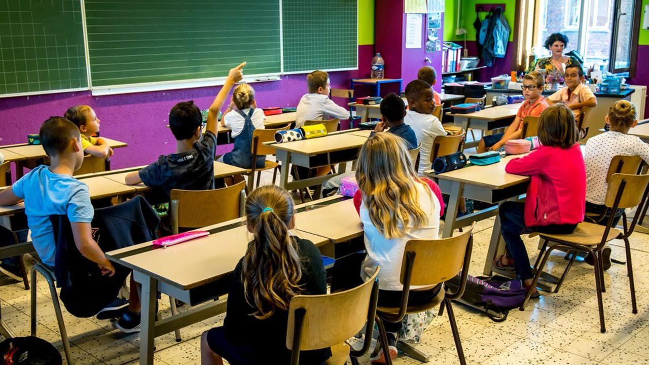 Il manquait 15.000 professeurs des écoles en Allemagne à la rentrée tandis qu'en Belgique, un poste sur trois ouverts ne serait pas pourvu dans l'éducation
