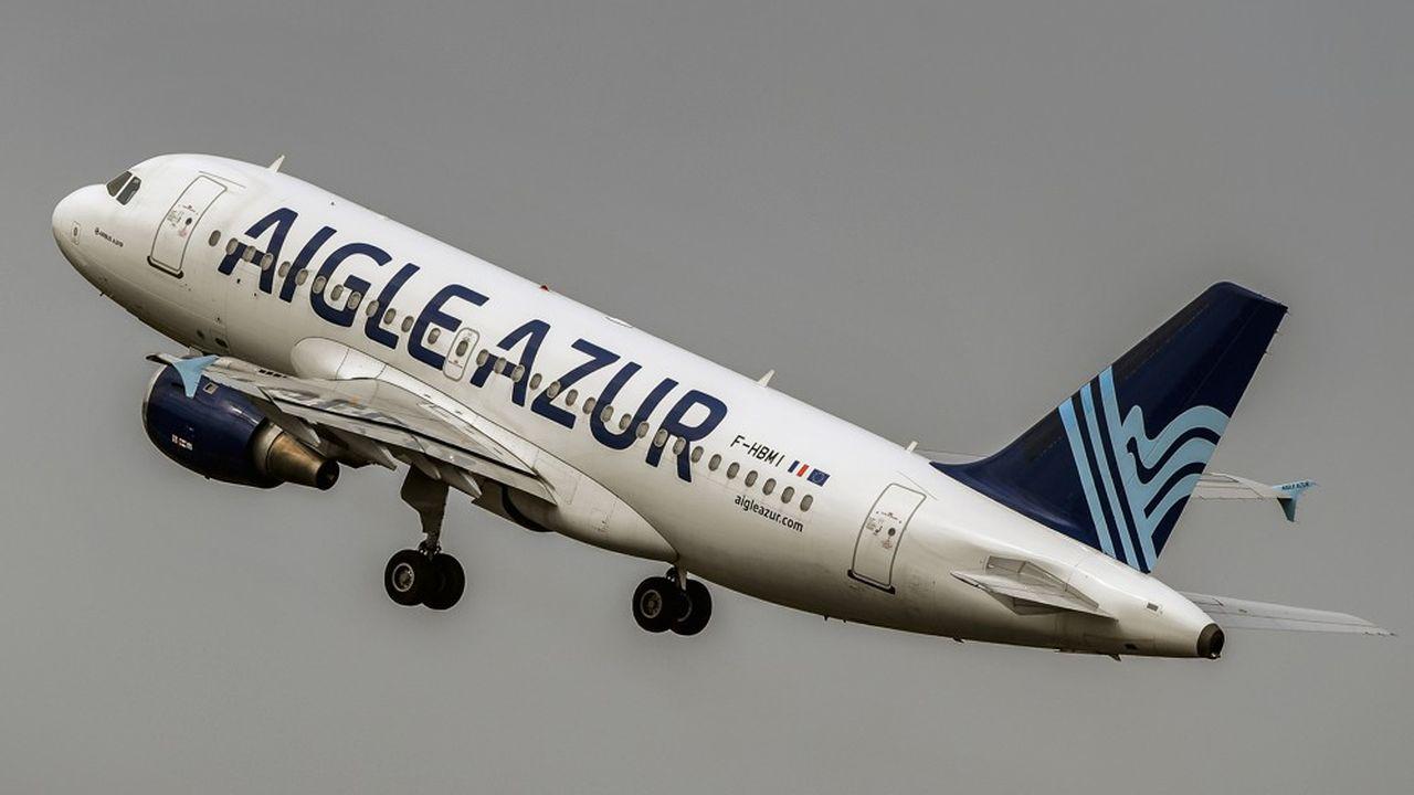 Même si des repreneurs potentiels se sont manifestés, l'avenir d'Aigle Azur reste flou